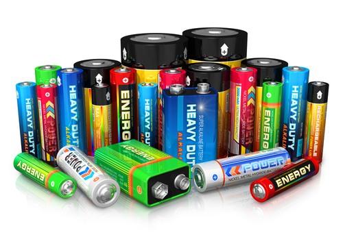 Baterias elétricas. Foto: Oleksiy Mark / Shutterstock.com