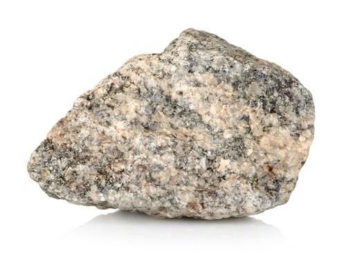 Large White Granite Rock : Tipos de rochas e minerais infoescola