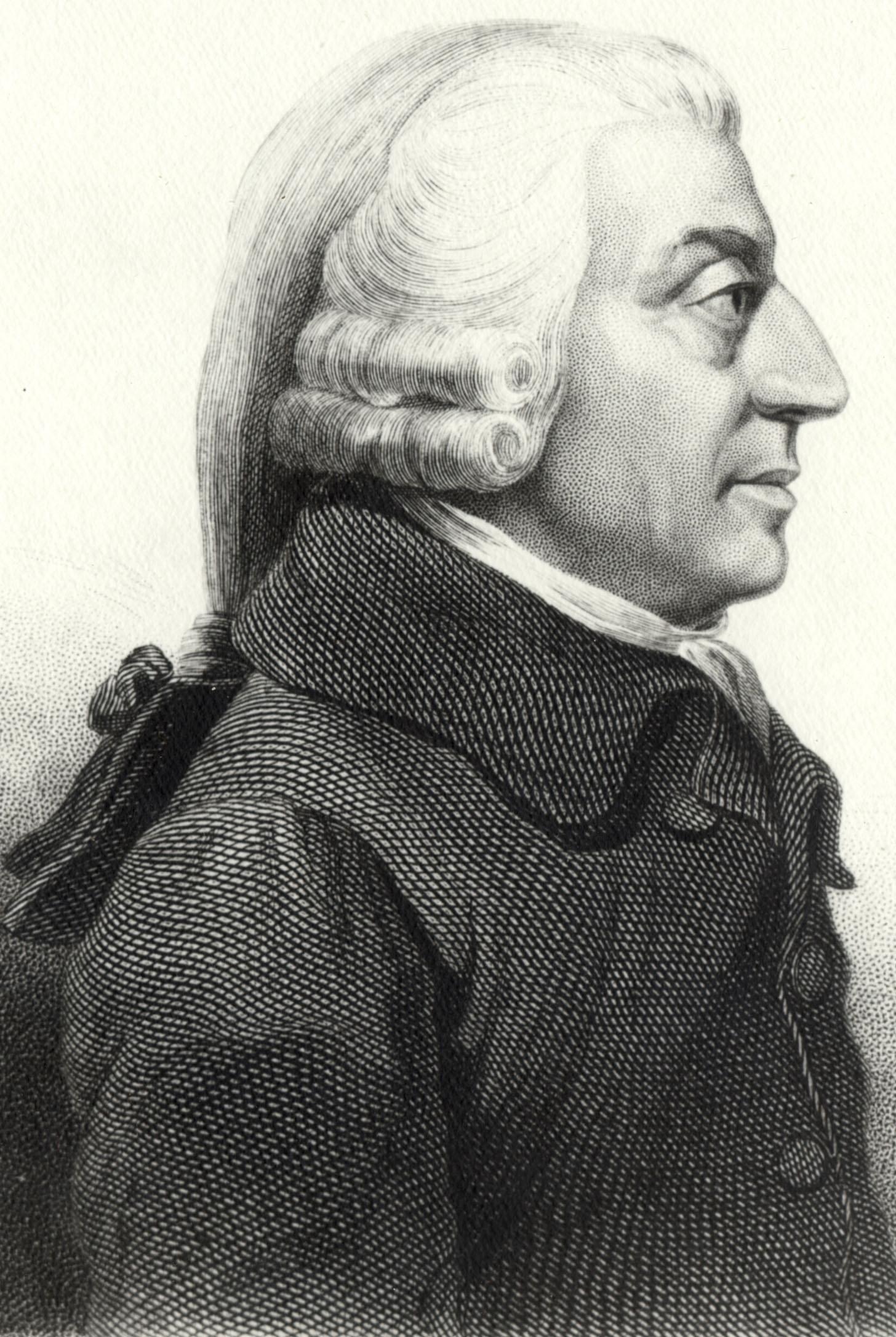 Adam Smith - biografia do economista e filósofo britânico - InfoEscola