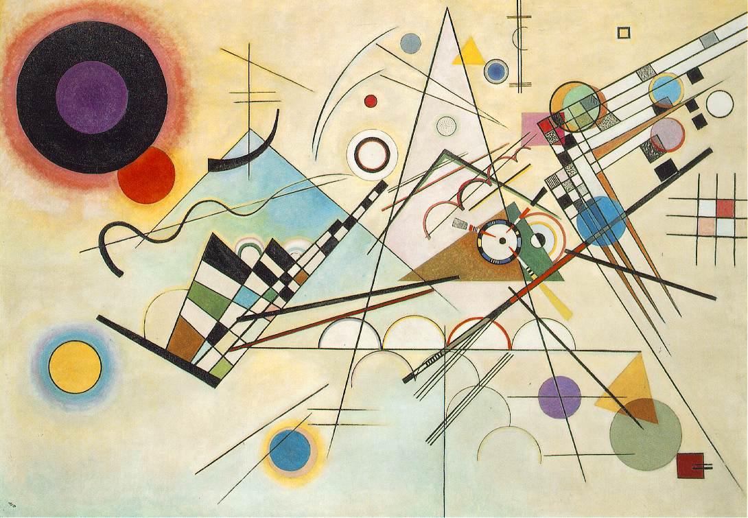 Kandinsky - Biografia do pintor russo - InfoEscola