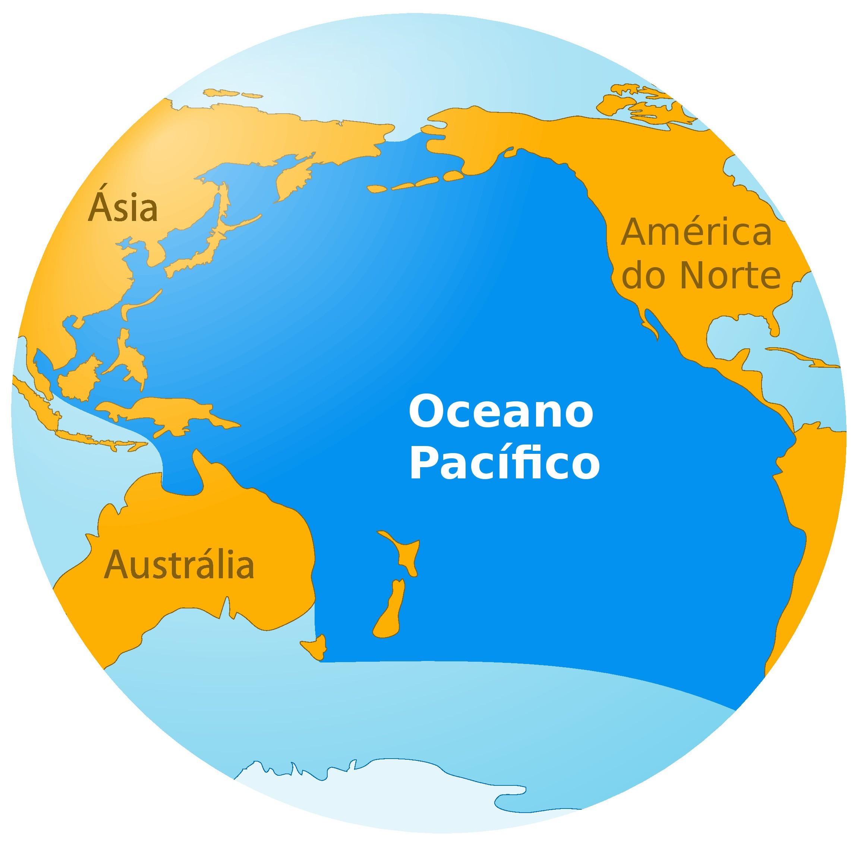 Oceano Pacífico Geografia Infoescola