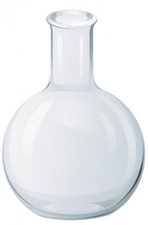Balão de fundo chato. Ilustração: Matthew Cole / Shutterstock.com