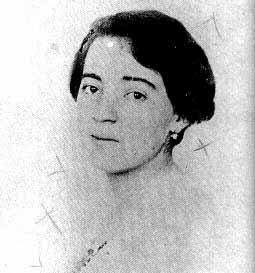 Anita Malfatti em 1912.