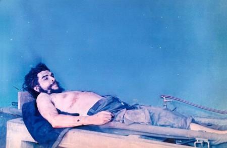 Che Guevara. Foto: CIA