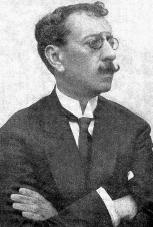 Olavo Bilac, aprox. 1895. Foto: Wikimedia Commons