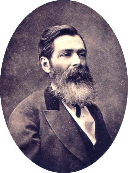 Foto de José de Alencar.