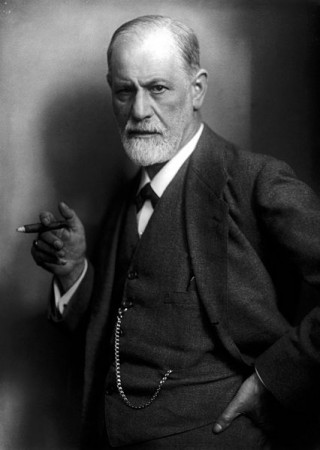 Sigmund Freud, 1922. Foto: Max Halberstadt / via Wikimedia Commons