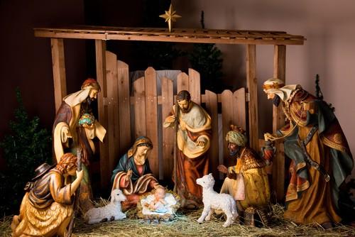 Nascimento de Jesus Cristo. Foto: PixelDarkroom / Shutterstock.com