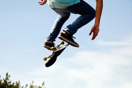 Skate. Foto: YanLev / Shutterstock.com