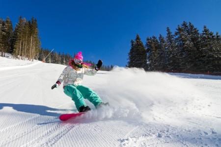 Snowboard. Foto: Dennis van de Water / Shutterstock.com