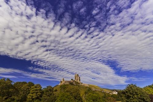 Cirrocumulus. Foto: allou / Shutterstock.com