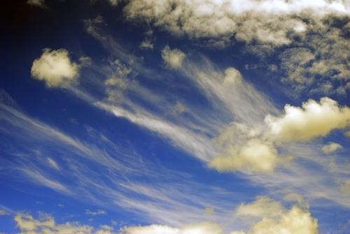 Cirrostratus. Foto: Karen Faljyan / Shutterstock.com