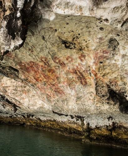 Arte rupestre. Foto: Janelle Lugge / Shutterstock.com