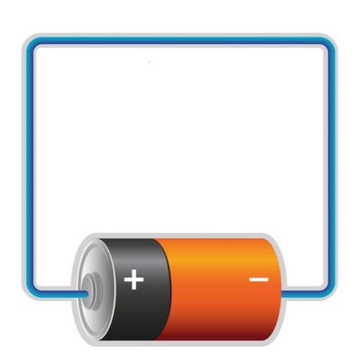 Exemplo de curto-circuito. Ilustração: BlueRingMedia / Shutterstock.com [adaltado]