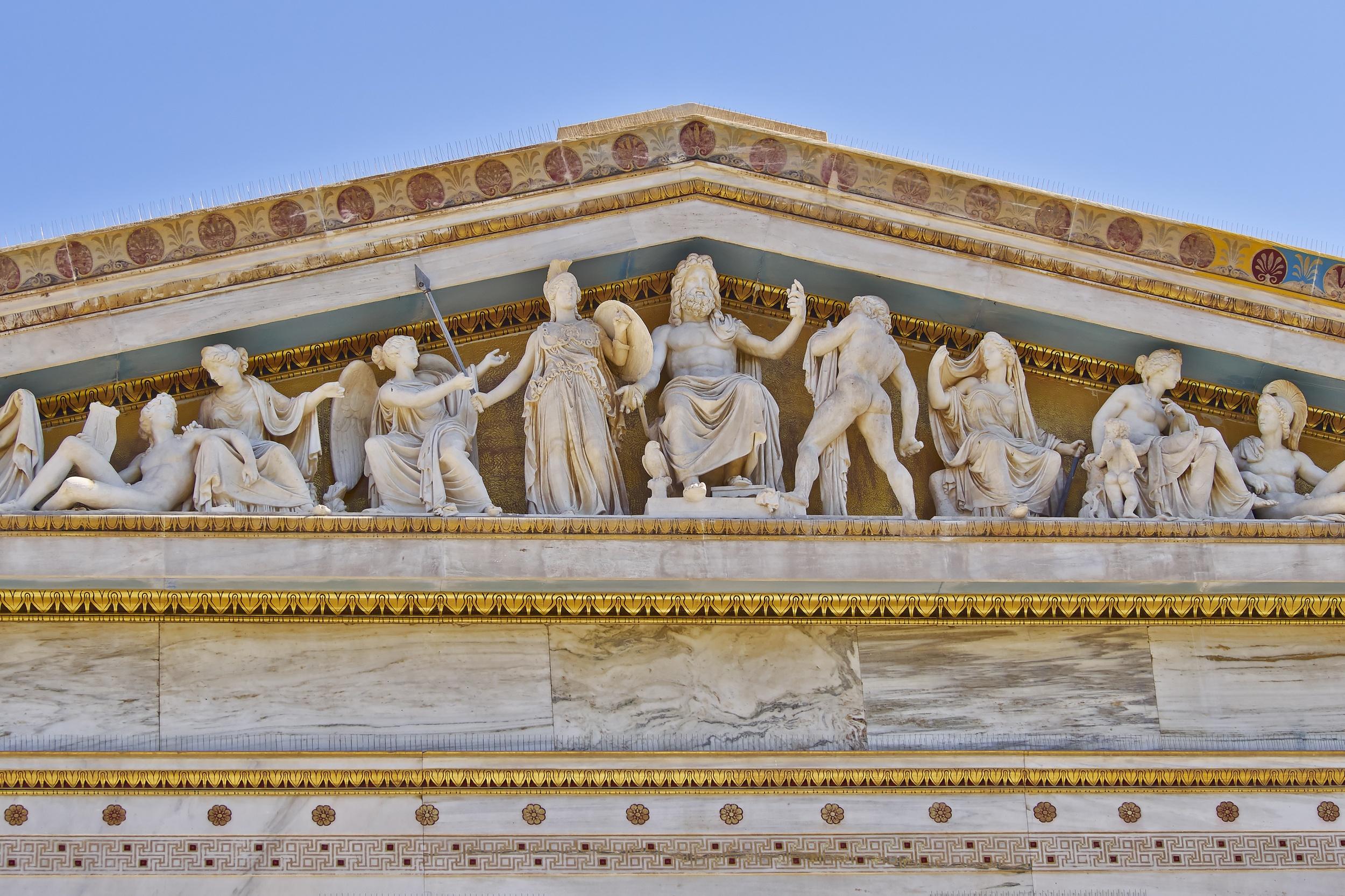 Resultado de imagem para mitologia grega