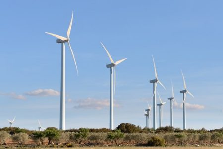 Turbinas eólicas. Foto: Sergiy1975 / Shutterstock.com