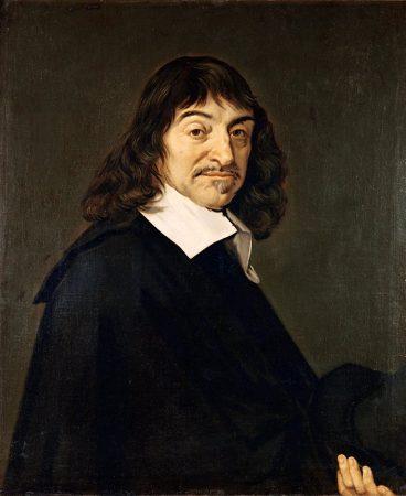 René Descartes. Pintura de Frans Hals (entre 1649-1700).