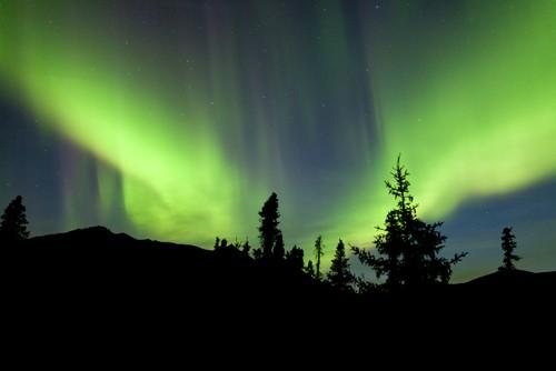 Aurora Boreal. Foto: Pi-Lens / Shutterstock.com