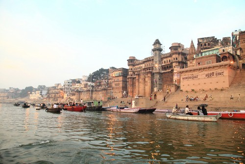 Rio Ganges. Foto: sudalim / Shutterstock.com