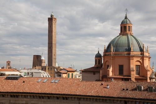 Universidade de Bolonha, Itália. Foto: Kevin George / Shutterstock.com
