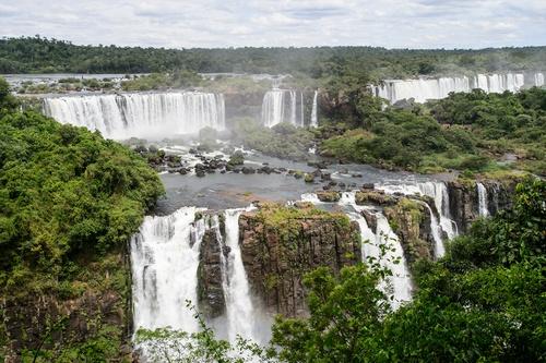 Cataratas do Iguaçu. Foto: Det-anan / Shutterstock.com