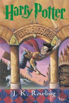 Harry Potter e a Pedra Filosofal - livro