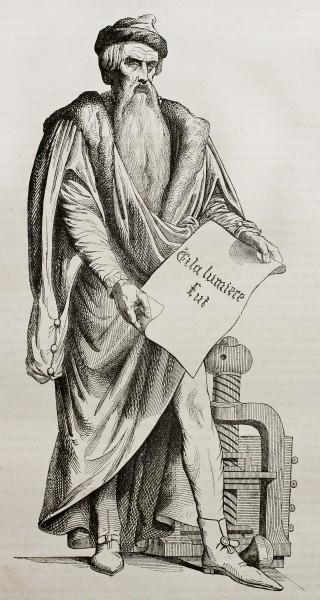 Johannes Gutenberg - InfoEscola