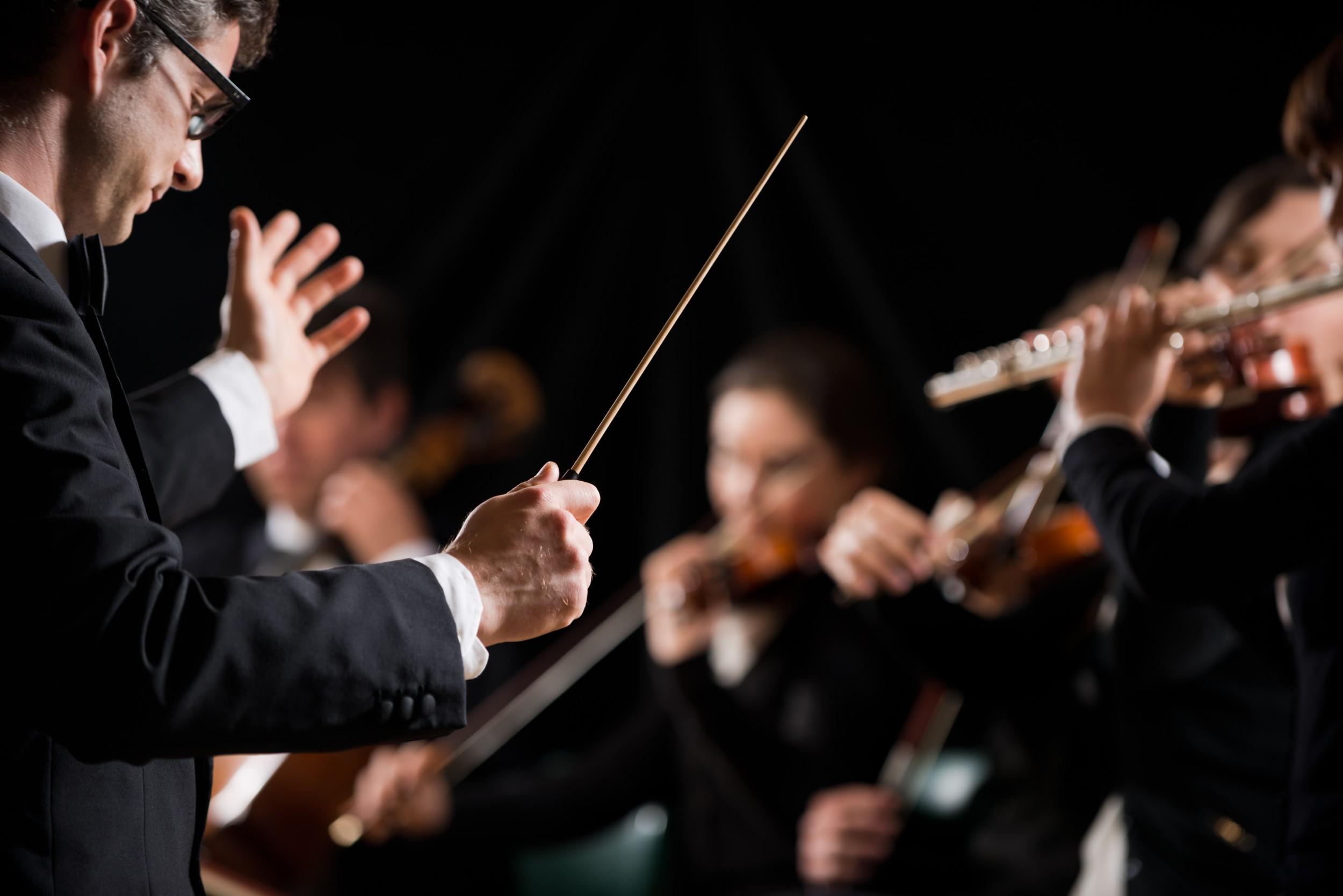 A Arte da Regência e a postura do Maestro - InfoEscola