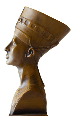 Estátua de Cleópatra. Foto: GTS Production / Shutterstock.com