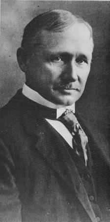 Frederick Winslow Taylor. Foto: Wikimedia Commons.
