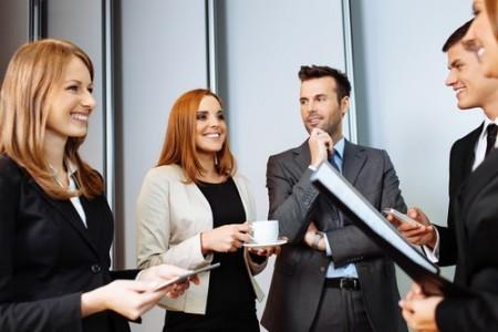 Networking. Foto: baranq / Shutterstock.com