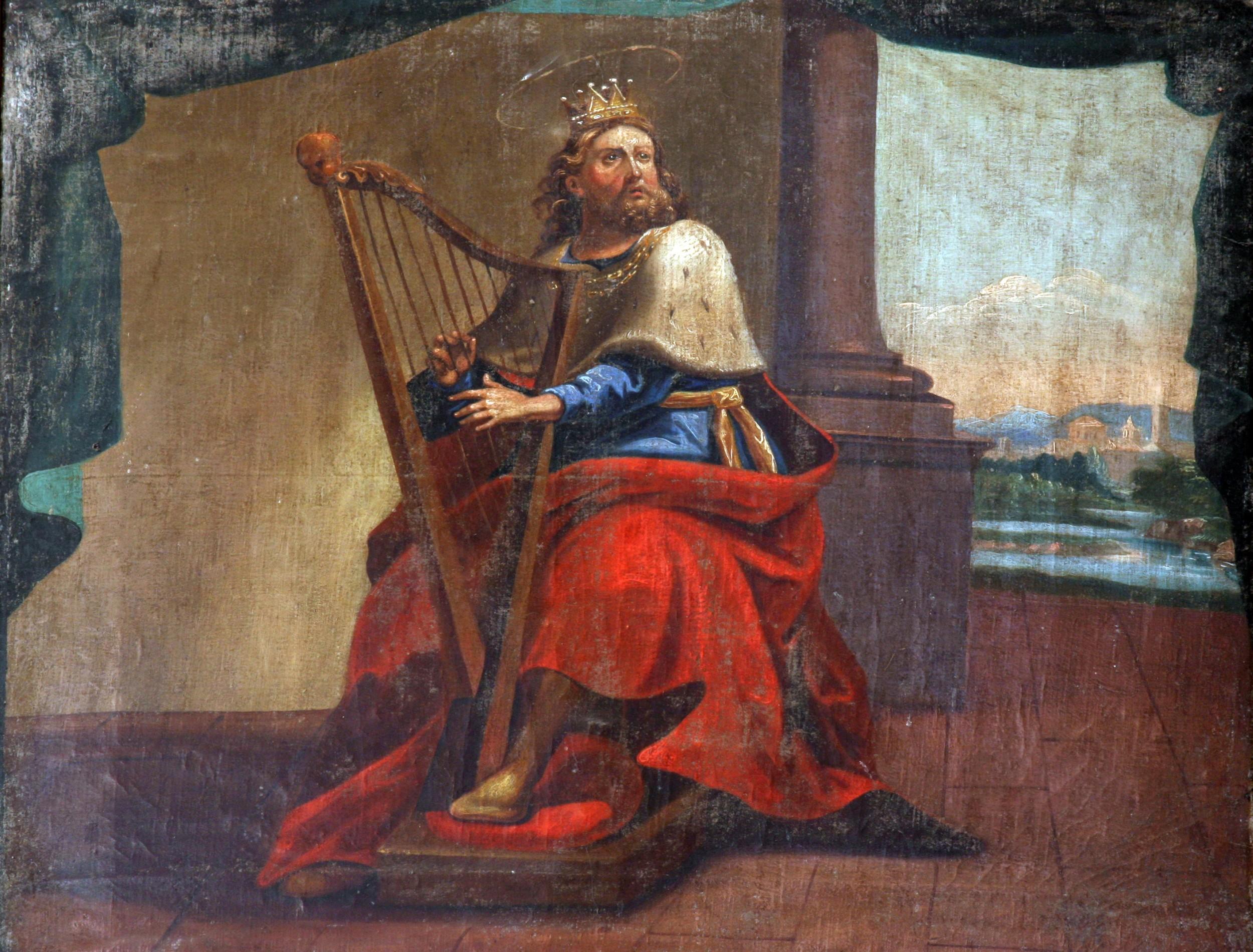 Rei David - InfoEscola