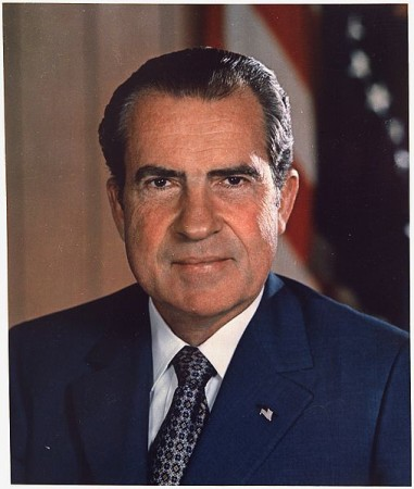 Richard Nixon. Foto: Department of Defense / via Wikimedia Commons