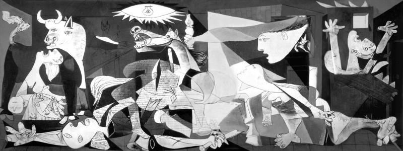 Guernica Pintura De Pablo Picasso Infoescola