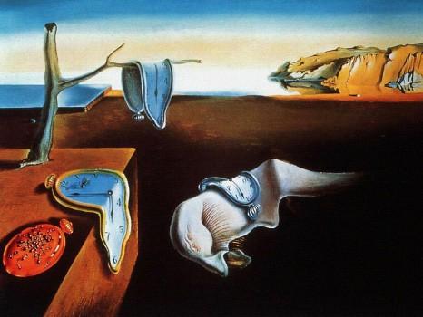 A persistência da Memória (Salvador Dali - 1931)