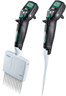 Micropipeta eletrônica