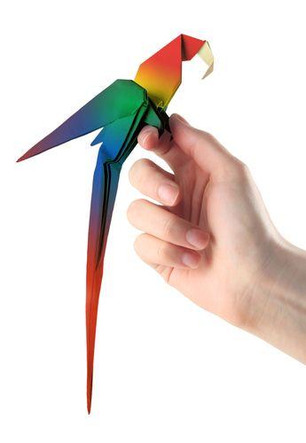 Origami arte em papel infoescola - Origami para todos ...
