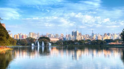Parque do Ibirapuera. Foto: Filipe Frazão / Shutterstock.com