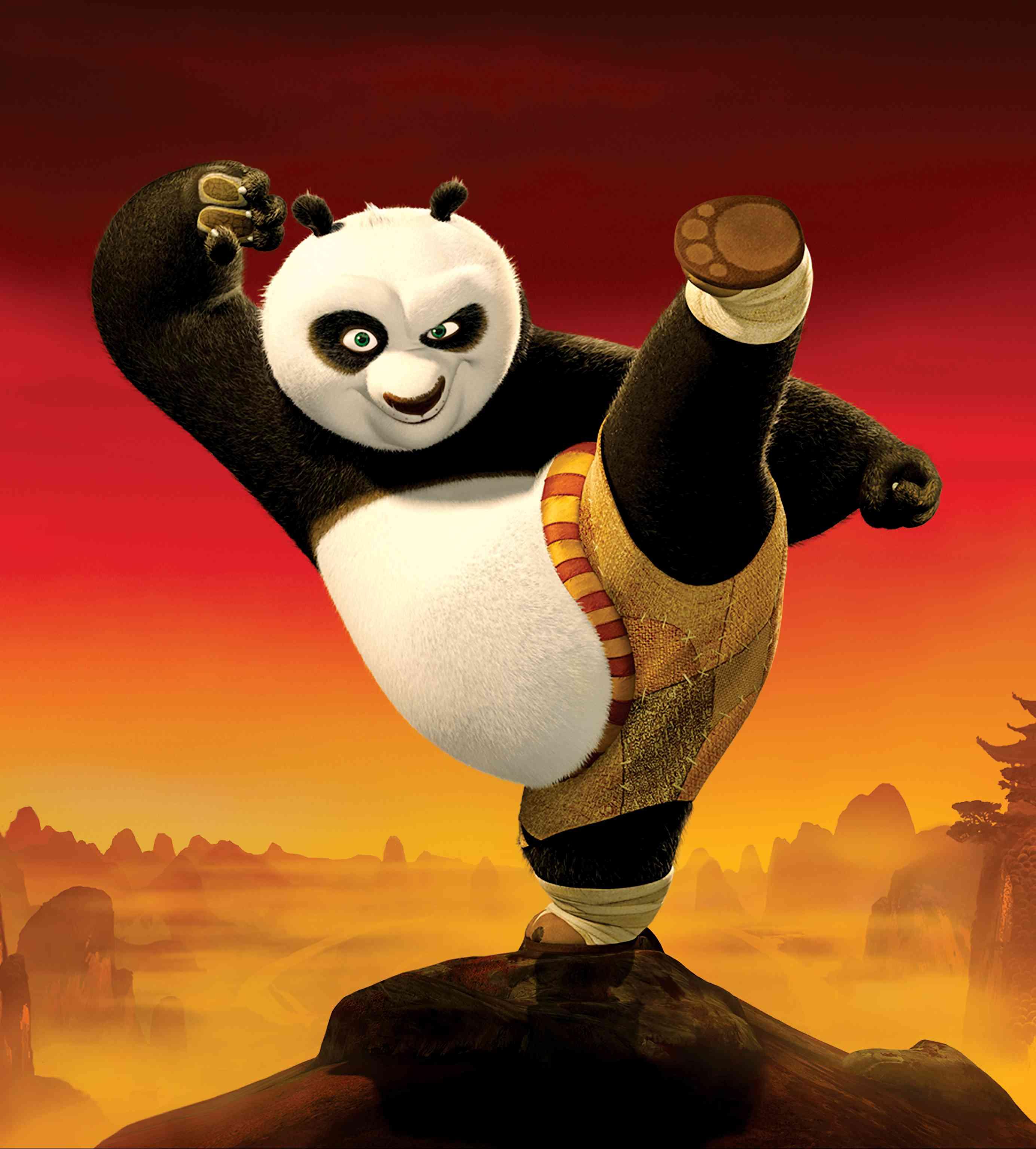 kung fu panda   resenha do filme   aspectos filos ficos
