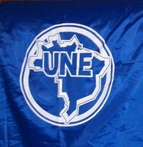 UNE bandeira