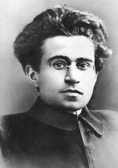 Antonio Gramsci (foto de autor desconhecido).