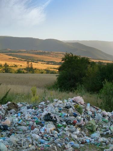 Poluição do solo. Foto: Ana Vasileva / Shutterstock.com