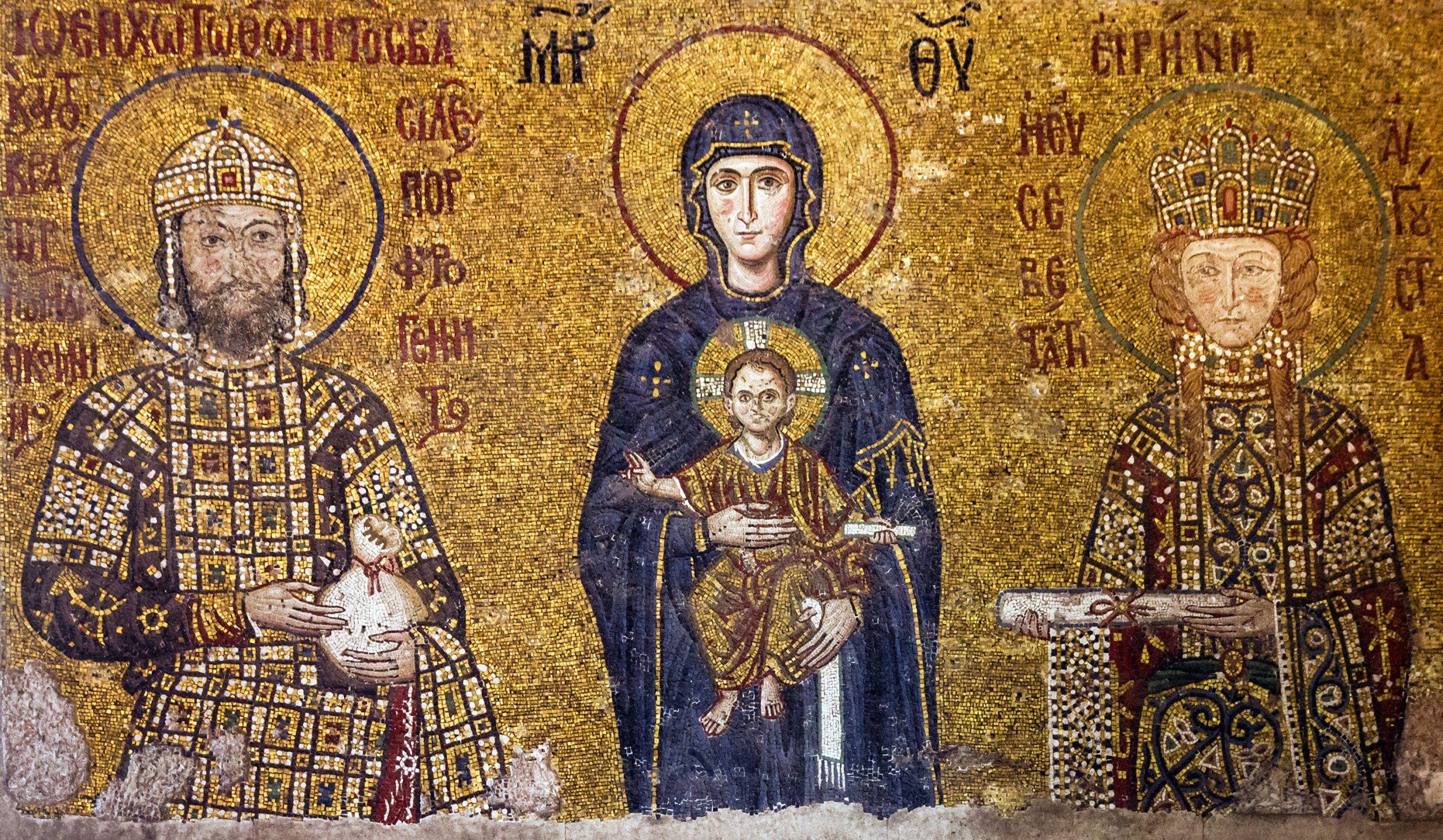 Império Bizantino - História - InfoEscola