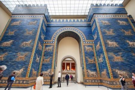 Portal de Ishtar, reconstruído em Berlim. Foto: pio3 / Shutterstock.com