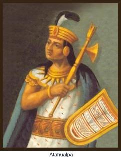 Resultado de imagem para atahualpa inca