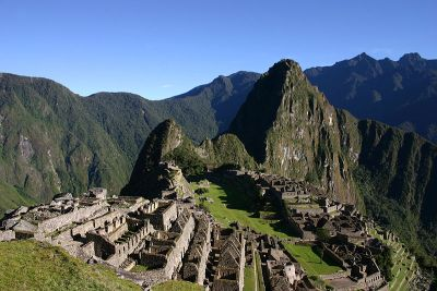 Machu Picchu. Foto: Charlesjsharp (Own work) [CC-BY-SA-3.0 (http://creativecommons.org/licenses/by-sa/3.0)], via Wikimedia Commons