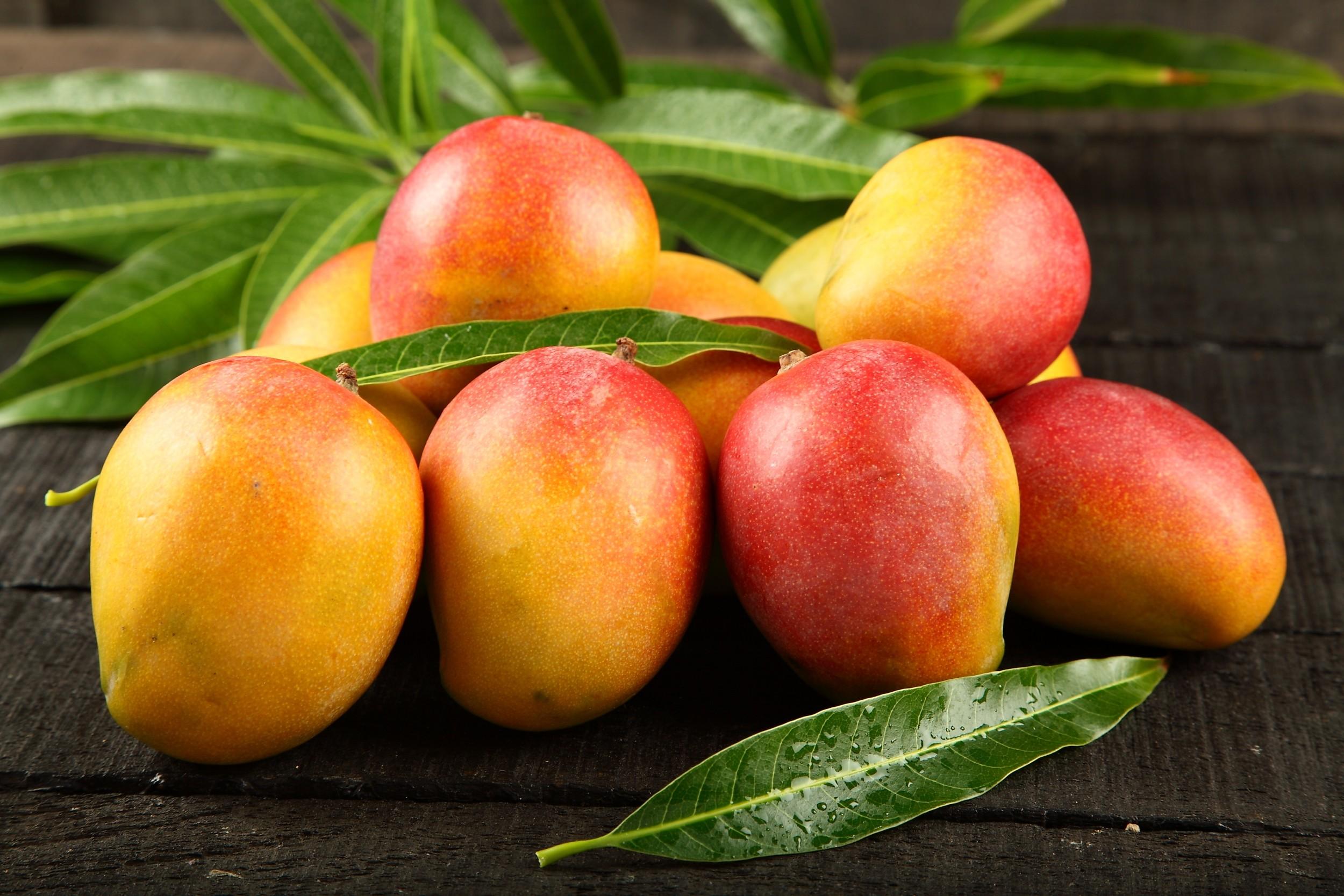 Manga - Nutrientes e Benefícios da Fruta - InfoEscola