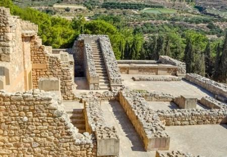 Palácio de Knossos. Foto: binik / Shutterstock.com