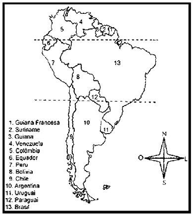 Geografia com Hlio Chagas Exerccios 8 ano A Amrica Latina em