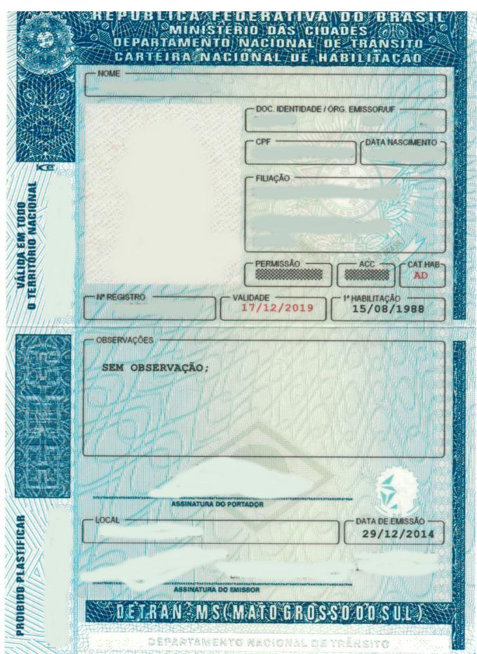 Carteira Nacional de Habilitação (CNH) - Trânsito - InfoEscola